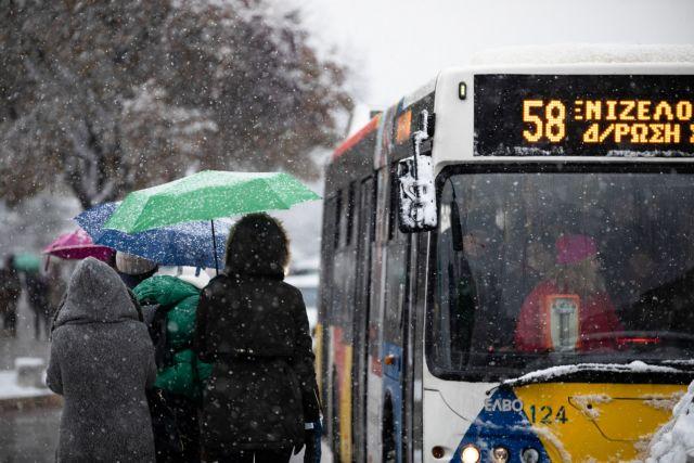 Θεσσαλονίκη: Σταδιακά  ξανά στους δρόμους τα λεωφορεία | tovima.gr