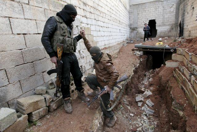 Τουρκία: Δεν στοχεύουμε τους Κούρδους στη Συρία | tovima.gr