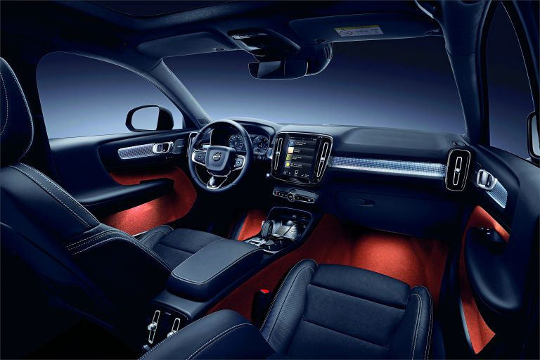 Volvo XC40: Generation Y | tovima.gr
