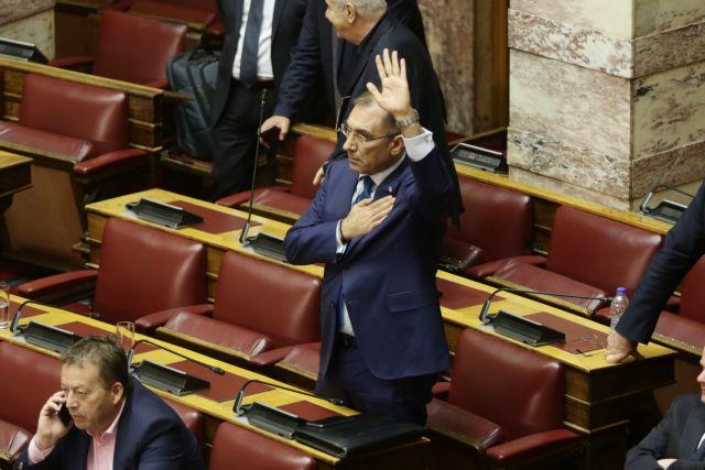 Δ.Καμμένος: Πάνο άσε τα tweet και πάτα το κουμπί, ρίξε την κυβέρνηση τώρα | tovima.gr