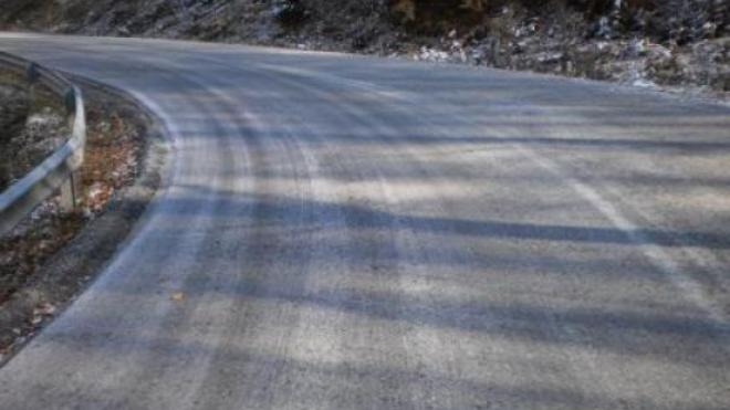 Πόρτο Γερμενό: Διακοπή κυκλοφορίας οχημάτων λόγω παγετού | tovima.gr