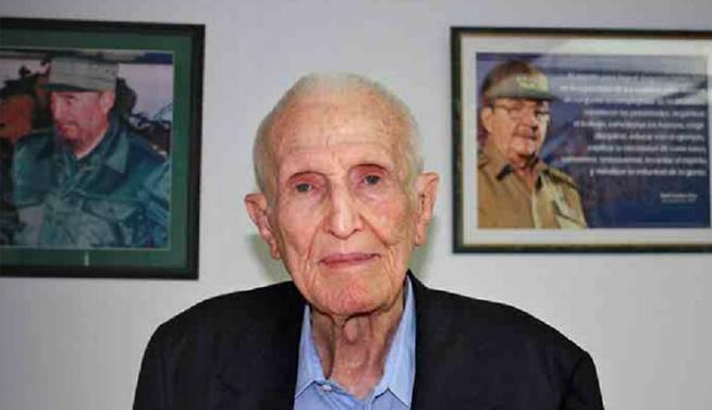 Κούβα : Πέθανε ο κομαντάντε Χοσέ Ραμόν Φερνάντες | tovima.gr