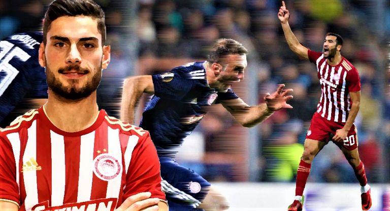 Ολυμπιακός : Απευθείας 11άδα ο Μασούρας, πρόβλημα με Ομάρ και Σισέ | tovima.gr