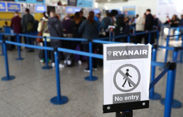 Ετοιμάζουν αγωγές κατά της Ryanair για την ταλαιπωρία   tovima.gr