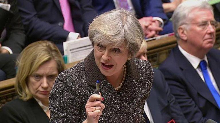 Βρετανία : Στις 15 Ιανουαρίου η ψηφοφορία στη Βουλή για το Brexit | tovima.gr