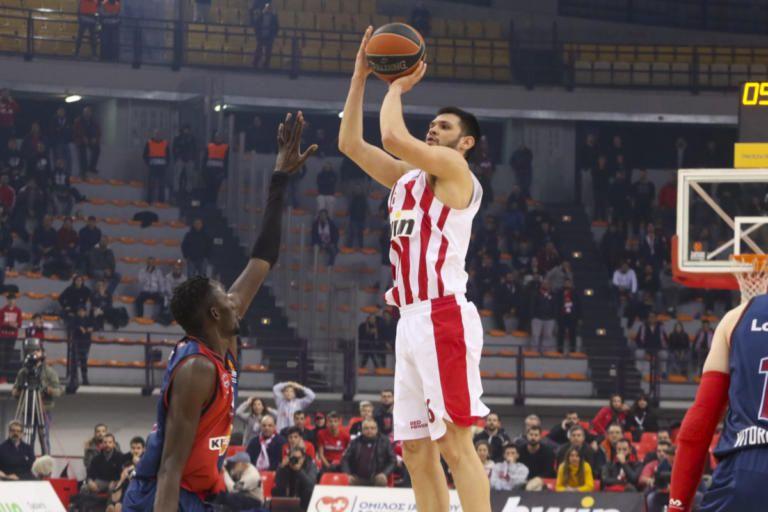 Tο buzzer beater του Παπανικολάου που έστειλε το ματς στην παράταση | tovima.gr