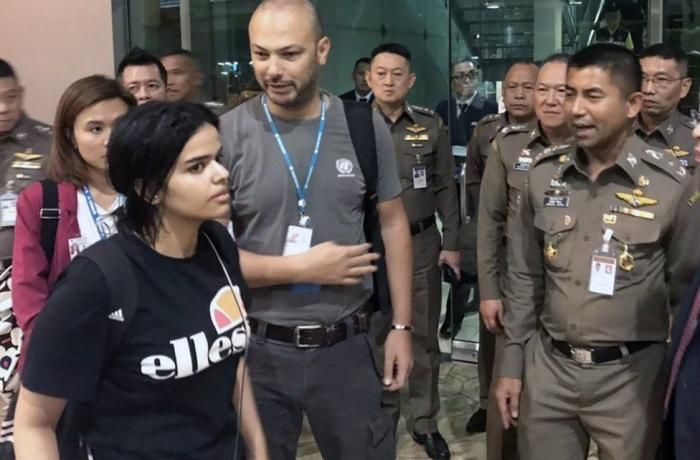 ΟΗΕ: Πρόσφυγας η 18χρονη από την Σαουδική Αραβία που αρνήθηκε το Ισλάμ | tovima.gr