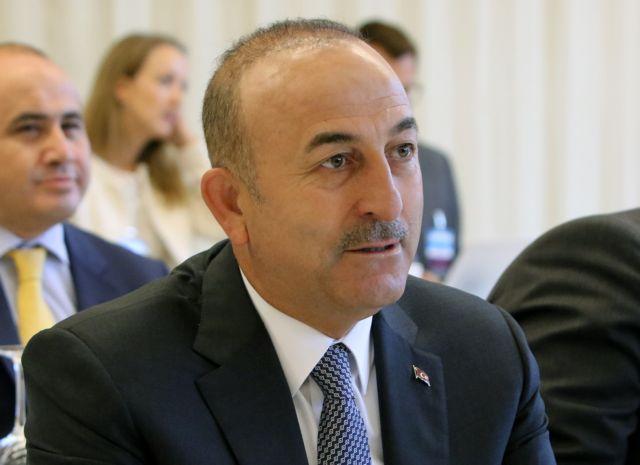 Τσαβούσογλου : Δεν είναι ρεαλιστικό να αρχίσουν συνομιλίες για το Κυπριακό μέχρι τις Ευρωεκλογές | tovima.gr
