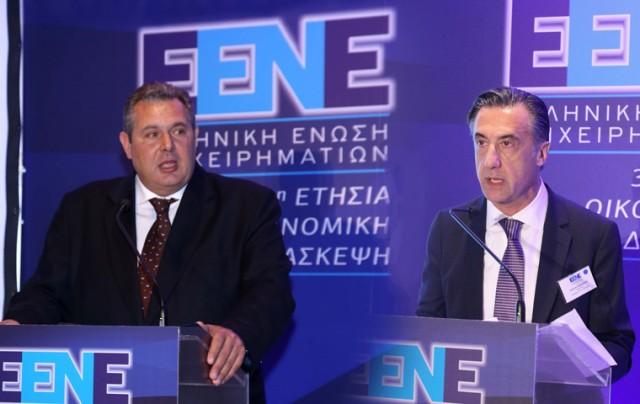 Πυρ ομαδόν κατά Καμμένου για την τροπολογία με τα αντισταθμιστικά (video) | tovima.gr