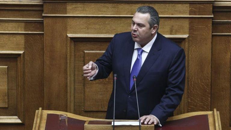 Βουλή : Αναδίπλωση Καμμένου για τα αντισταθμιστικά της αναβάθμισης των F-16   tovima.gr
