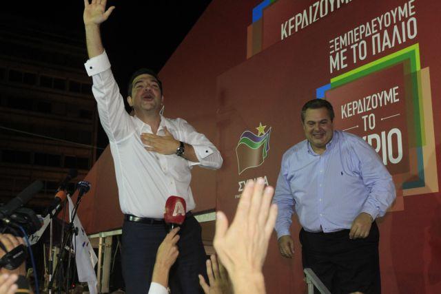 Η… Μεγάλη Παρασκευή του Καμμένου – Τι θα πράξει ο Τσίπρας | tovima.gr