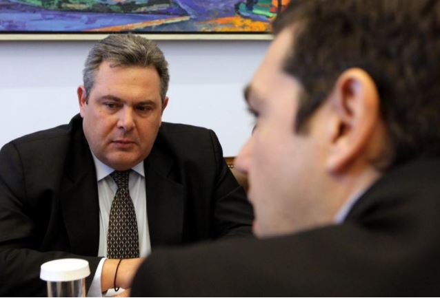 Αλλαγμένος και εγκαταλελειμμένος ο Καμμένος στη Βουλή | tovima.gr