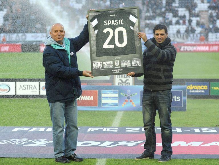 Σπάσιτς: «Ο ΠΑΟΚ θέλει καλύτερο επιθετικό από τον Μπεργκ» | tovima.gr