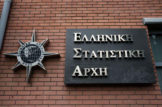 ΕΛΣΤΑΤ: Στο 0,6% ο πληθωρισμός τον Δεκέμβριο | tovima.gr