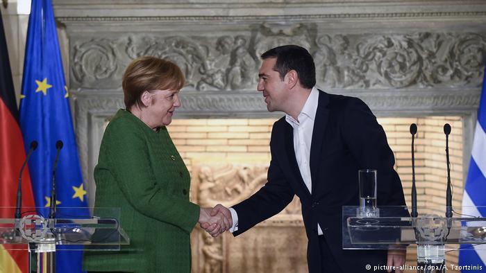 Γερμανικά ΜΜΕ : Μέρκελ, η καλύτερη φίλη του Αλέξη Τσίπρα | tovima.gr