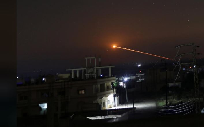 Νέα αεροπορική επιδρομή του Ισραήλ κατά της Συρίας | tovima.gr