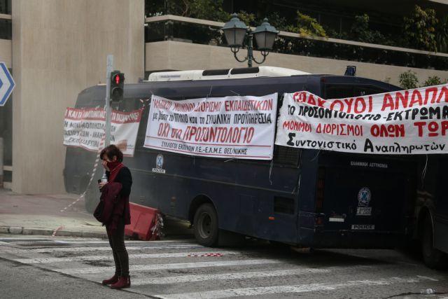 Υπ. Παιδείας: Καταδικαστέος ο «υπέρμετρος ζήλος» των ΜΑΤ | tovima.gr
