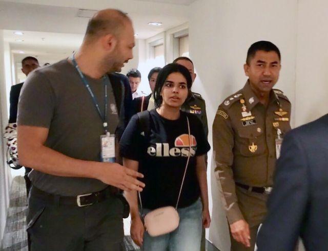 Άσυλο από τον Καναδά στην 18χρονη από τη Σαουδική Αραβία | tovima.gr