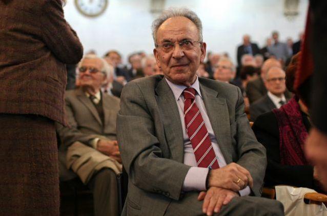 Πέθανε ο πρώην πρόεδρος της Βουλής, Δημήτρης Σιούφας | tovima.gr