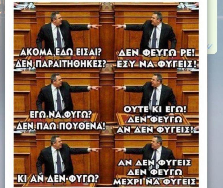 Πάνος Καμμένος εναντίον Πάνου Καμμένου | tovima.gr