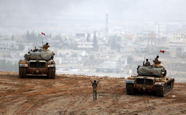 Τουρκία: Στρατιωτικές ενισχύσεις στα σύνορα με Συρία | tovima.gr