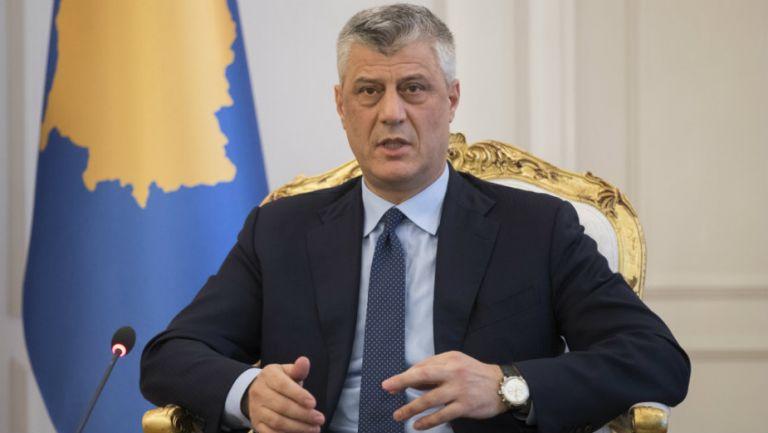 Θάτσι: Η Συμφωνία των Πρεσπών πρότυπο για την επίλυση του ζητήματος του Κοσόβου | tovima.gr