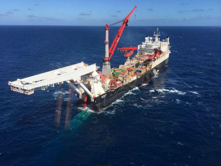 Αμερικανικές απειλές στις εταιρείες που συμμετέχουν στο Nord Stream 2 | tovima.gr