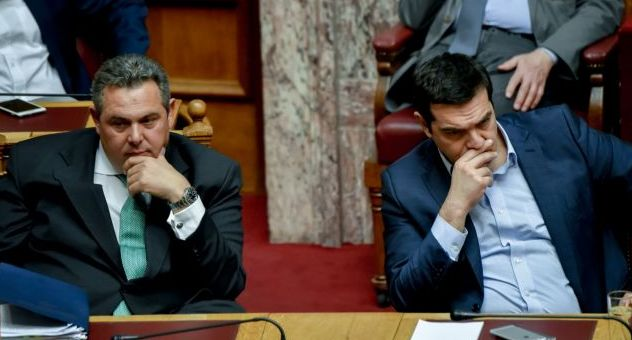 Τσίπρας – Καμμένος: Δέσμιοι των εκβιασμών τους | tovima.gr