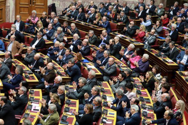 Βούλη – Ψήφος Εμπιστοσύνης : Η προβλεπόμενη, από το Σύνταγμα, διαδικασία | tovima.gr