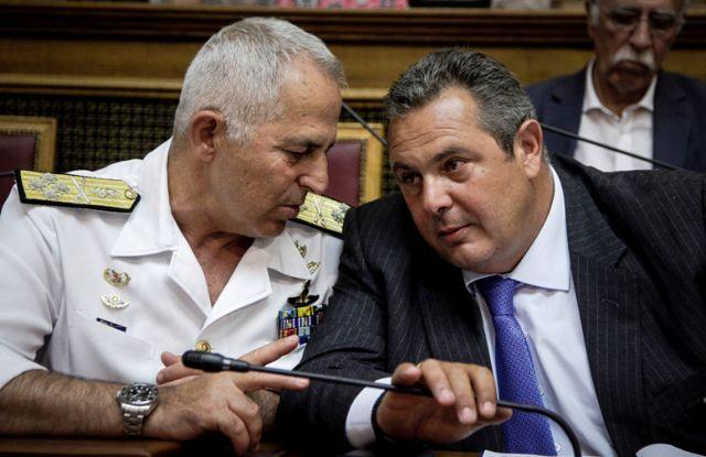 Όταν η αριστερά βάζει ένα στρατηγό για υπουργό Εθνικής Άμυνας | tovima.gr