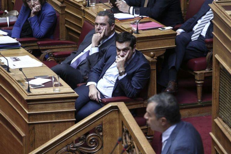 Το διαζύγιο Τσίπρα – Καμμένου στον διεθνή Τύπο | tovima.gr