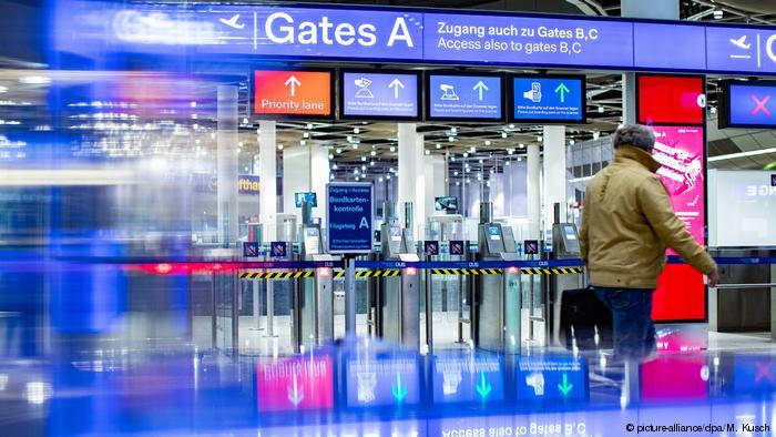 Και νέες απεργίες στα γερμανικά αεροδρόμια