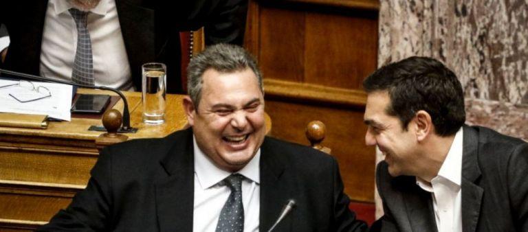 Ο γάμος ΣΥΡΙΖΑ-ΑΝΕΛ τώρα έγινε ισχυρότερος | tovima.gr