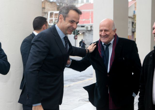 Mitsotakis says Tsipras, Kammenos staged political split | tovima.gr