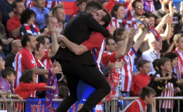 Ατλέτικο Μαδρίτης : Ελπίζει στην παραμονή του Γοδίν ο Σιμεόνε | tovima.gr