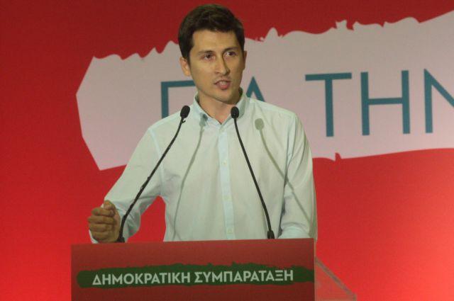 Χρηστίδης: Βασικός αντίπαλος του Τσίπρα το ΚΙΝΑΛ | tovima.gr
