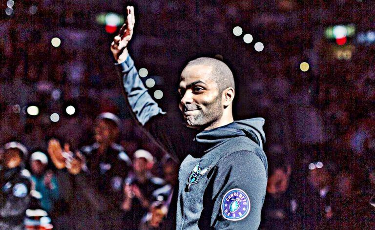 Το συγκινητικό «ευχαριστώ» των Σπερς στον Πάρκερ και το standing ovation στον Γάλλο | tovima.gr