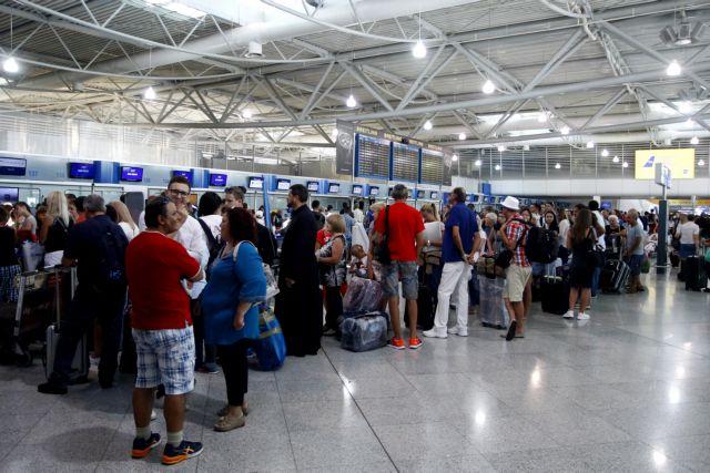 Αφίξεις εξωτερικού και διεθνή trends «απογείωσαν» τα ελληνικά αεροδρόμια το 2018   tovima.gr