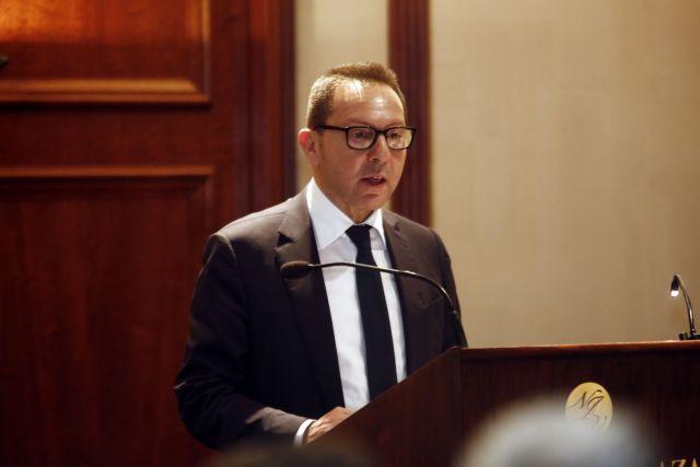 Στουρνάρας: Να ηγηθούν οι τράπεζες στην προσπάθεια για βιώσιμο μέλλον | tovima.gr