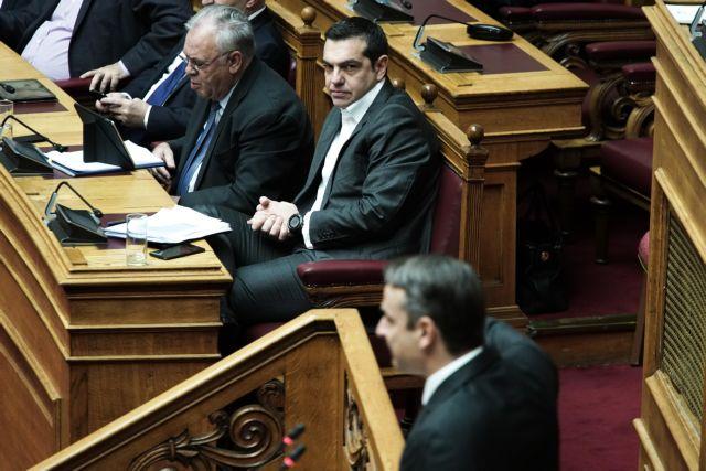 ΣΥΡΙΖΑ vs ΝΔ: Ενας πόλεμος που στρέφει το πολιτικό εκκρεμές δεξιότερα | tovima.gr