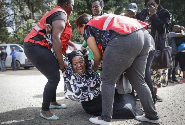 Κένυα – Ναϊρόμπι: Καρέ – καρέ η εισβολή των ενόπλων στο ξενοδοχείο | tovima.gr