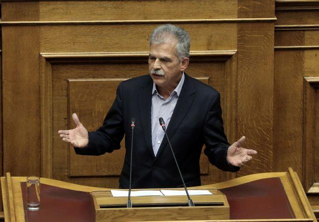 Δανέλλης: Δεν προσχωρώ στον ΣΥΡΙΖΑ   tovima.gr