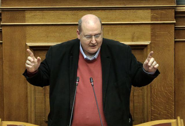 Φίλης:  Ζητάω από τα κόμματα να αφεθούν να ψηφίσουν ελεύθερα οι βουλευτές για τις Πρέσπες | tovima.gr