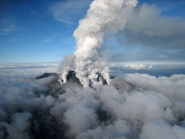 Εκρηξη σε ηφαίσειο στην Ιαπωνία | tovima.gr