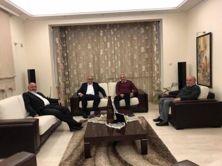 Κυπριανού – Ακιντζί συζήτησαν για το Κυπριακό | tovima.gr