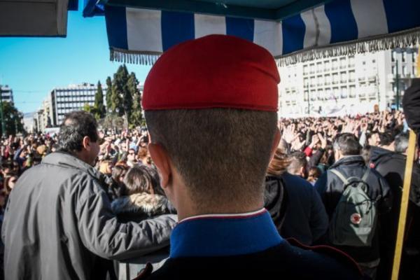 ADEDY civil service union calls 24-hour strike as teachers protest hiring law   tovima.gr