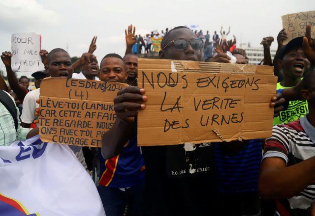 Κονγκό: Δεκάδες νεκροί και τραυματίες μετά τα προσωρινά εκλογικά αποτελέσματα   tovima.gr
