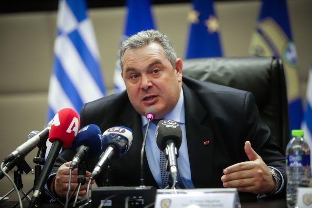 «Κοινοβουλευτικό πραξικόπημα» καταγγέλλει τώρα ο Καμμένος | tovima.gr