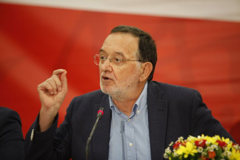 Λαφαζάνης: Διανύουμε περίοδο πολιτικής ανωμαλίας | tovima.gr