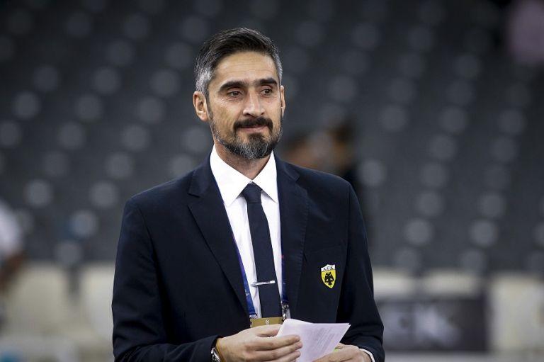 AEK: Ο Λυμπερόπουλος ταξίδεψε στη Βαρκελώνη (Εικόνα) | tovima.gr